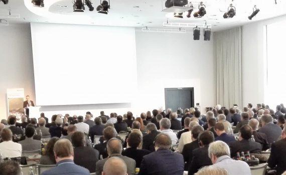 Visualisierung Konferenz