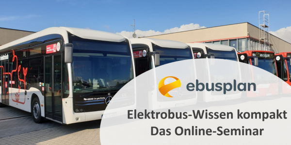 Elektrobus-Wissen kompakt